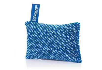Bild von Reinigungsschwamm Kurzflor 10 x 14 cm, blaue Faser