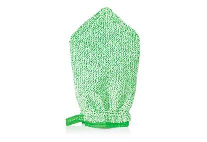 Bild von Reinigungshandschuh, grüne Faser