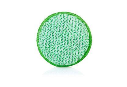 Bild von DuoPad mini Ø 9,5 cm, grüne Faser
